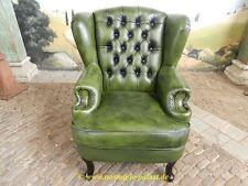 Chesterfield Möbel aus Leder fürs Wohnzimmer