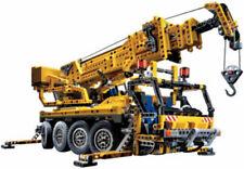 LEGO Technic 8421 - Pneumatik Kranwagen mit Motor - zusamengebaut, Sticker top