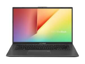 ASUS VivoBook F412DA 14in Laptop FHD AMD Ryzen 7-3700U 8GB RAM 512GB SSD Win 10