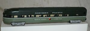 Vintage American Flyer No. 24853 NP Northern Pacific Observation Passenger - S