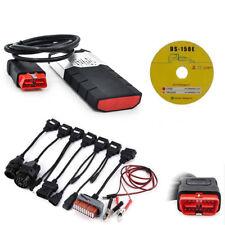 Interface de diagnostique Diagnostic Auto Bluetooth DS-150E avec 8 câbles