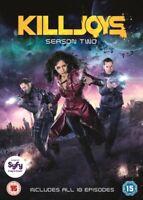 Killjoys Temporada 2 DVD Nuevo DVD (8311358)