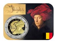 2 euro BU 2020 Jan van Eyck Belgique Belgio Belgium België Bélgica Belgien