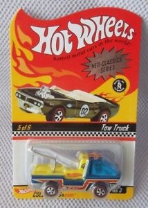 TOW TRUCK  Hot Wheels  2004 RLC Series 3 (Neo-Classics # 5 of 6) # 6962 of 10500