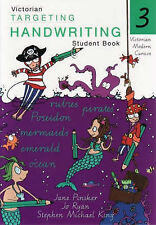 Targeting Handwriting: VIC Year 3 Student Book by Jane Pinsker (Paperback, 2004)