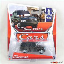 Disney Pixar Cars 2 Mike Lonrengine from the Palace Chaos Collection #2 of 9