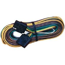 """25 Ft Boat Trailer """"Y"""" Wishbone Wiring Harness Set with Flat 4 Way Connector"""