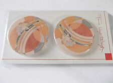 Frank Lloyd Wright MARCH BALLOONS Set of Two Absorbent Coasters for Cars