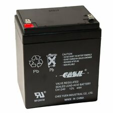 CASIL CA1240 12V 4AH SLA ALARM REPLACEMENT BATTERY 2 Year Warranty