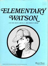 New wooden Pieces puzzle Jigsaw Elementary Watson environmentally friendly