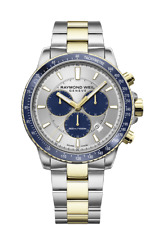 Raymond Weil Tango Cronógrafo Reloj Hombre 8570-SP3-65501 - Nuevo