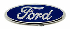 Ford Belt Buckle Authentic Officially Licensed Blue Oval Badge Car Truck Pick Up
