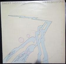 MARK GILLESPIE - SWEET NOTHING VINYL LP AUSTRALIA