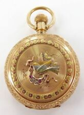 Antique Pocket Watches with 7 Jewels