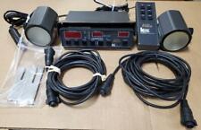 Full Set Kustom Signals Golden Eagle Police Speed Detection Radar Ka Band TESTED