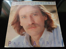 SINGLE PABLO ABRAIRA - CUARTO CRECIENTE - MOVIEPLAY 1983 VG+