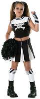 Bad Spirit Child Costume Cheerleader Skirt Halloween Fancy Dress Rubies