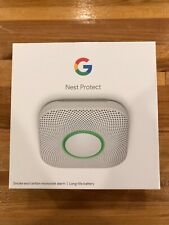 Brand New NEST Protect Battery Smoke and Carbon monoxide alarm SEALED Google