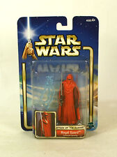 Star Wars EP2 Attack Of The Clones Royal Guard Coruscant Security MOC