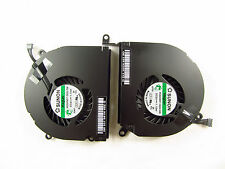 """Macbook Pro A1286 15"""" Left and Right Side CPU Cooling Fan 2009 2010 2011"""