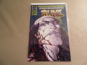 Rune #2 (Malibu 1994) Free Domestic Shipping