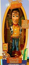 DISNEY TOY STORY 4 TALKING ACTION FIGURE WOODY THE SHERIFF 12 PLUS PHRASES
