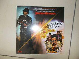 James Brown Slaughters Big Rip-Off Soundtrack - VINYL LP  - NEW SEALED