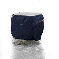 7mm Sharp & Shiny Dark Blue BOLEITE Pristine Crystal Amelia Mine Mexico for sale