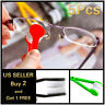 1/5pcs Sun Glasses Eyeglass Cleaner Microfiber Cloth Lens Wipes Cleaning Kit
