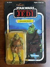Star Wars ROTJ GAMORREAN GUARD Figure 79-Back Kenner Vintage 1984 MOC