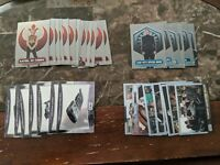 TOPPS CHROME STAR WARS INSERT CARD LOT NO DUPLICATES