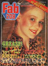 Fab 208 Magazine 21 October 1978     Grease     Child