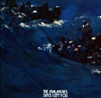 THE AVALANCHES - SINCE I LEFT YOU  2 VINYL LP NEW!