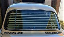 VW Type 3 Notchback accessory Rear Window Venetian Slat Louvre Blind