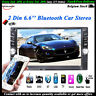 6.6'' Autoradio Stereo 2 DIN USB/Remoto Head Unit Bluetooth Touch MP5 Player