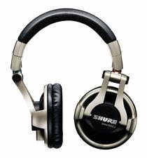 SHURE SRH 250 DJ KOPFHÖRER MUSIC STUDIO RECORDING OVEREAR KOPFBÜGEL HEADSET CASE