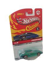 Hot Wheels Classics  - Series 5 - studebaker avanti # 3 of 30