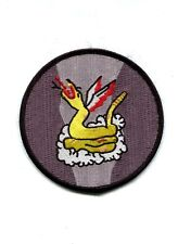 US Air Force 50th Fighter Training Squadron (FTS) Military Patch