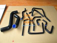 SILICONE RADIATOR HOSE Kit For Subaru Impreza WRX/STi GDA/GDB EJ207 02 - 06 BK