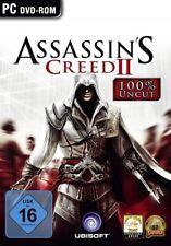 Assassin's Creed II 2 (100% Uncut) (PC DVD ROM) Windows