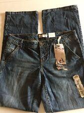 LEi Boyfriend Jeans Junior Sz 11 Regular-A 68