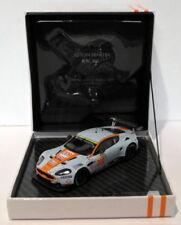 Voitures de courses miniatures blancs pour Aston Martin 1:43
