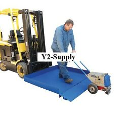 NEW! Forklift Loading Platform Attachment 2000 Lb. Capacity!!