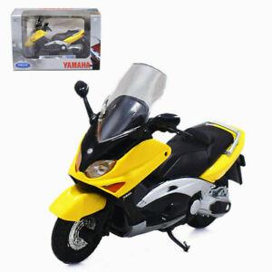 Welly Modèle réduit de moto Miniature Yamaha XP500 TMAX 1/18 NEU