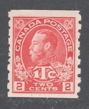 CANADA STAMP #MR6 ---  WAR TAX - COIL - UNUSED - SCARCE