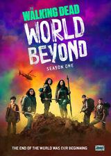 Walking Dead, The: The World Beyond/Season 01/Dvd DVD