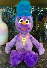 "BIG 24"" HASBRO PHOEBE FURCHESTER HOTEL SESAME STREET MUPPET PLUSH DOLL SOFT TOY"