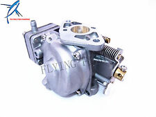 Boat Motor Carburetor Assy 6G1-14301-01 6N0-14301-10 for Yamaha 2-stroke 6hp 8hp