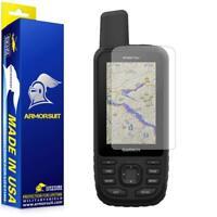 ArmorSuit Garmin GPSmap 66s/66st Matte Case Friendly Screen Protector