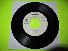 "SMILE - EARTH / STEP ON ME 7"" 45 EX QUEEN / BRIAN MAY WHITE LABEL PROMO COPY"